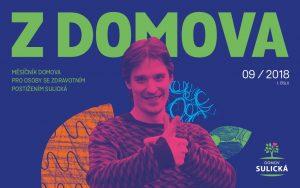 Icon of Magazín Z Domova - 1. číslo - září 2018
