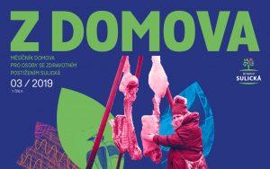 Icon of Magazín Z Domova - 7. číslo - březen 2019