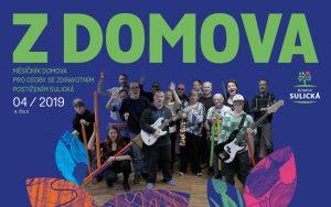 Icon of Magazín Z Domova - 8. číslo - duben 2019