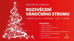 Icon of Pozvánka Rozsvěcení Vánočního Stromu