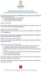 Icon of Zásady ochrany osobních údajů SHRNUTÍ (KRATŠÍ VERZE) 1.1.2020