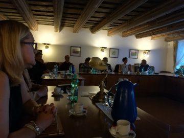 Setkání na půdě Poslanecké sněmovny na téma Financování a důvěryhodnost neziskových organizací