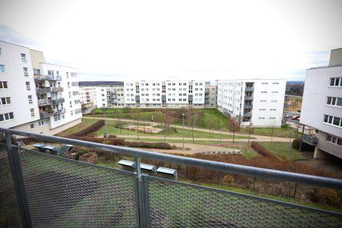 Chráněné bydlení v běžných bytech – Černý Most