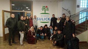 Exkurze tureckých studentů a učitelů speciální pedagogiky