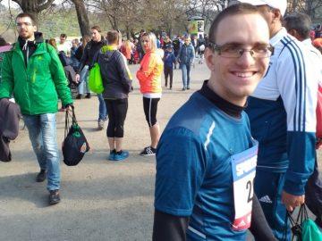 Proběhl pražský půlmaraton za účasti našeho Honzy Kořínka