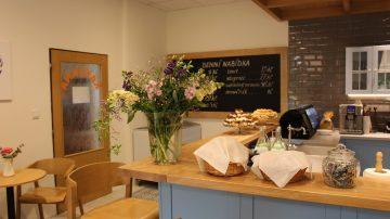 Slavnostní otevření zrekonstruované aktivizační kavárny