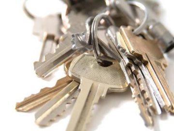 """Oznámení o výběru dodavatele ve veřejné zakázce malého rozsahu """"Systém generálních klíčů"""""""