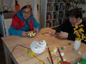 Příprava na Velikonoce v plném proudu